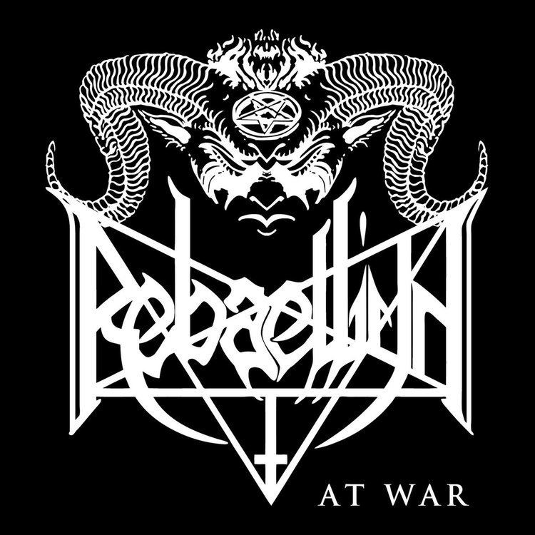 Rebaelliun At War Hammerheart Records