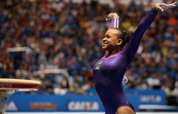 Rebeca Andrade Rebeca Andrade Pictures Gymnastics World Challenge Cup