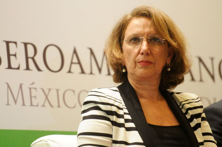 Rebeca Grynspan Rebeca Grynspan Mayufis Secretaria General Iberoamericana en