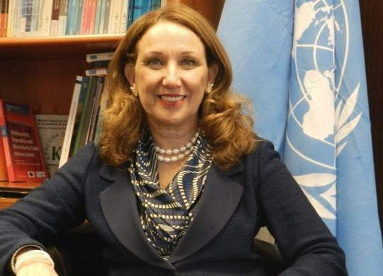 Rebeca Grynspan Without Cuba we could not have responded to the cholera
