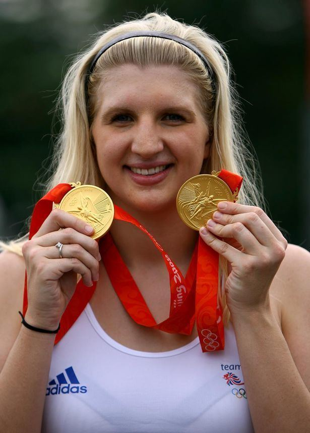 Rebecca Adlington Rebecca Adlington is pregnant and she wants to have a