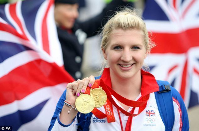 Rebecca Adlington Rebecca Adlington reported to have had cosmetic surgery on