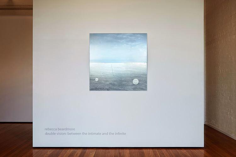Rebecca Beardmore Artereal Gallery REBECCA BEARDMORE DOUBLE VISION