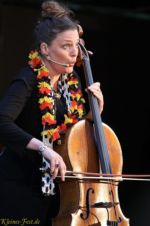 Rebecca Carrington Rebecca Carrington Kleines Fest Hannover Ludwigslust