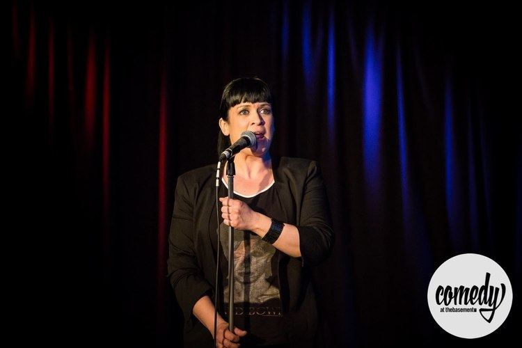 Rebecca De Unamuno Rebecca De Unamuno Truth in Tampon Advertising Comedy at The