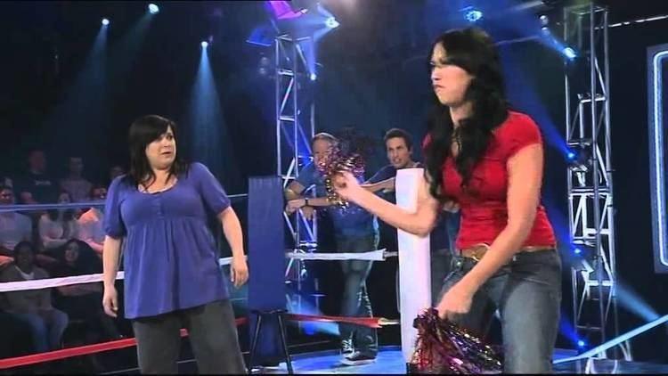 Rebecca De Unamuno Rebecca De Unamuno Natalie Garonzi Comedy Slapdown Ep7 part 7