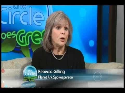 Rebecca Gilling Rebecca Gilling on The Circle 7th June 2010 YouTube