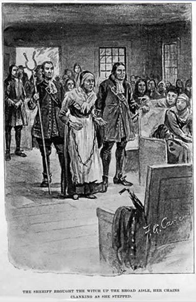Rebecca Nurse Salem Witch Trials Notable Persons