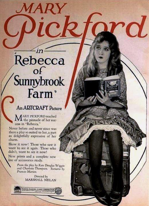 Rebecca of Sunnybrook Farm (1917 film) FileRebecca of Sunnybrook Farm 1917 Ad 2jpg Wikimedia Commons