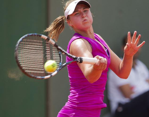 Rebecca Peterson ITF Tennis Pro Circuit Player Profile PETERSON