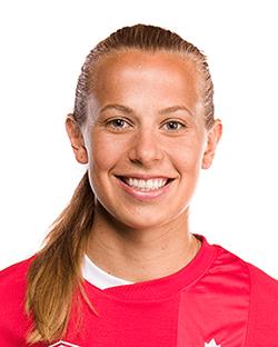 Rebecca Quinn (soccer) Rebecca Quinn Team Canada Official 2018 Olympic Team Website