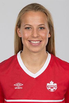 Rebecca Quinn (soccer) canadasoccercomfiles7df73bc9d26b94e54a2395eb7cd