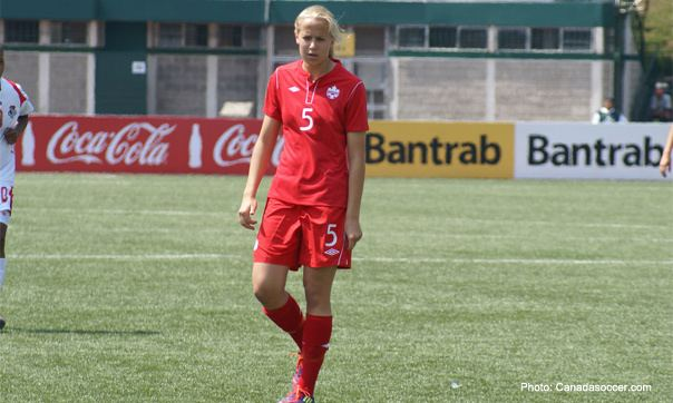 Rebecca Quinn (soccer) One on one with Rebecca Quinn