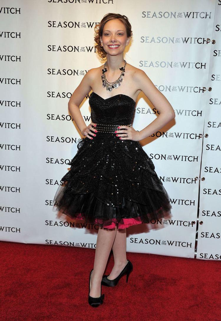Rebekah Kennedy Season of the Witch Premiere FashionWindows Network