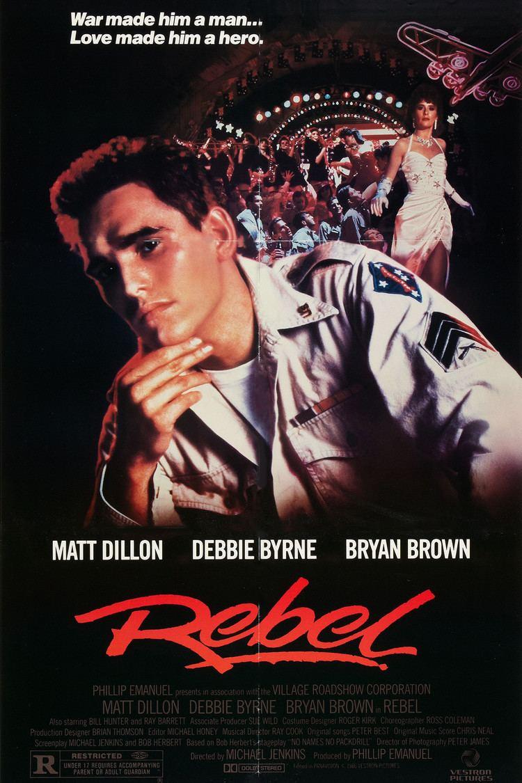 Rebel (1985 film) wwwgstaticcomtvthumbmovieposters10313p10313