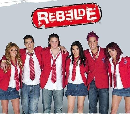 Rebelde (Mexican telenovela) - Alchetron, the free social