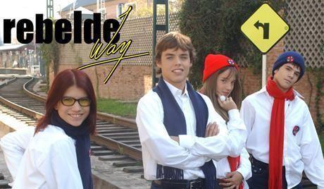 Rebelde Way Rebel39s Way Rebelde Way Watch Full Episodes Free Argentina
