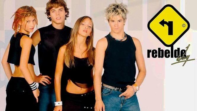 Rebelde Way Rebelde Way 20022003