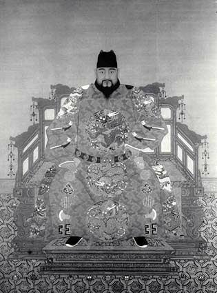 Rebellion of Cao Qin