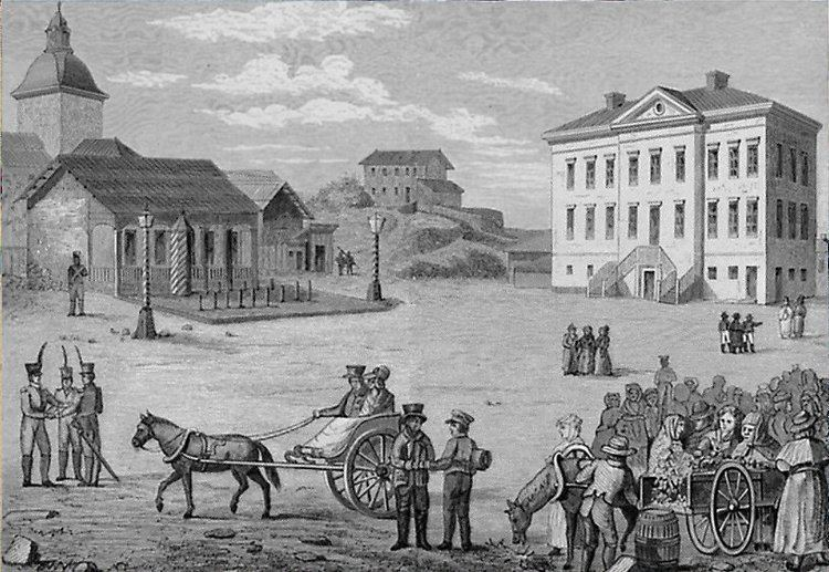 Orebro in the past, History of Orebro