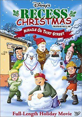 Recess Christmas: Miracle on Third Street httpsimagesnasslimagesamazoncomimagesI5