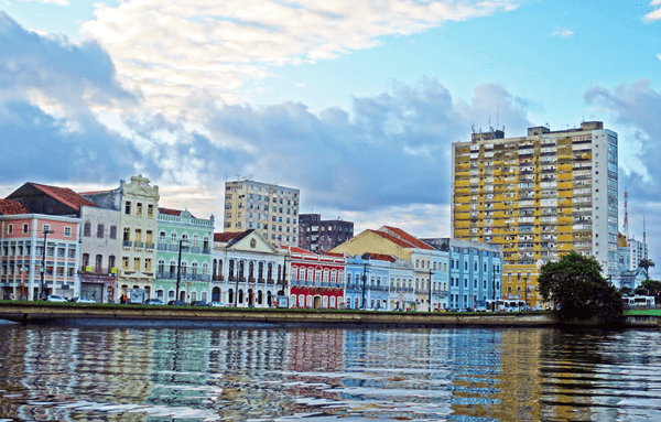 Recife in the past, History of Recife