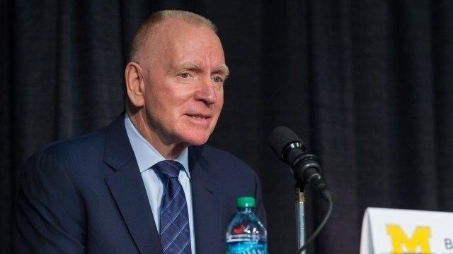 Red Berenson NCAA Hockey Michigans Red Berenson returning for 33rd season