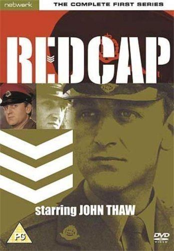 Red Cap (TV series) Amazoncom Redcap The Complete First Series DVD John Thaw
