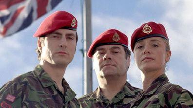 Red Cap (TV series) BBC Drama Red Cap