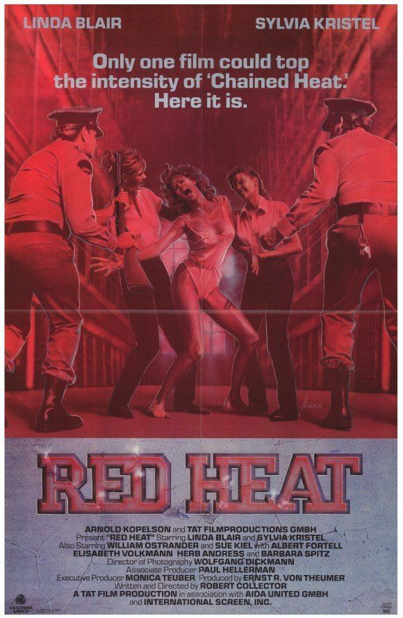 Red Heat (1985 film) Red Heat Movie Posters From Movie Poster Shop