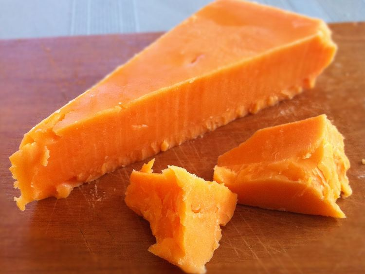 Red Leicester Red Leicester Springbank Cheese Co Crowfoot