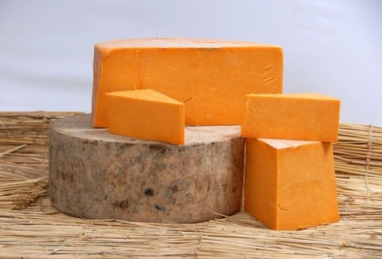 Red Leicester Red Leicester The Cheese Stall