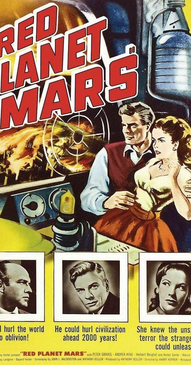 Red Planet Mars Red Planet Mars 1952 IMDb