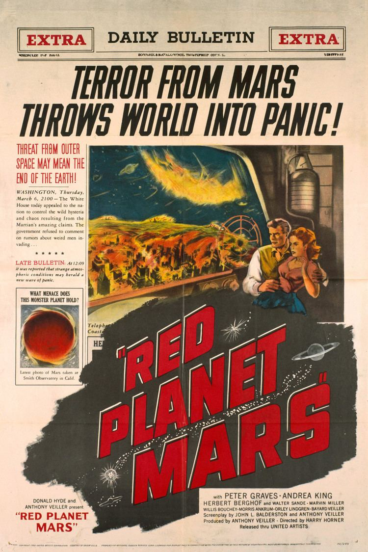 Red Planet Mars wwwgstaticcomtvthumbmovieposters6914p6914p