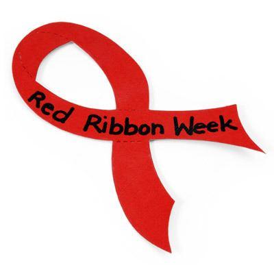 Red ribbon Red Ribbon Week