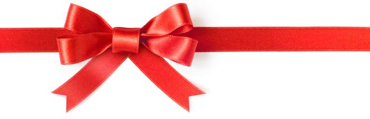 Red ribbon Christmas Red Ribbon Clipart Clipart Kid