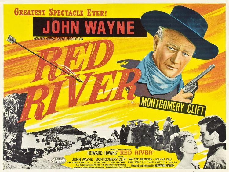 Red River (1948 film) 1948 Red River Film Genres The Red List