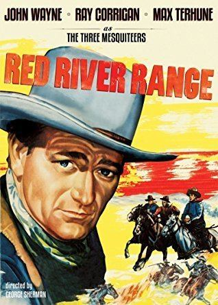 Red River Range Amazoncom Red River Range John Wayne Ray Corrigan Max Terhune