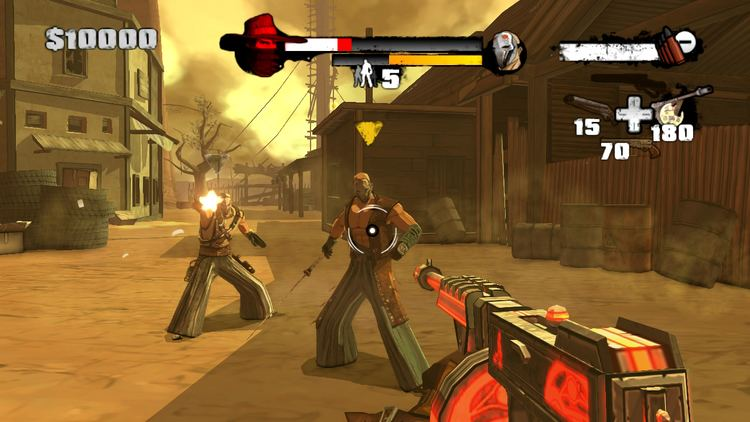 Red Steel Review Stand Shoot and Slash in Red Steel 2 Wii WIRED