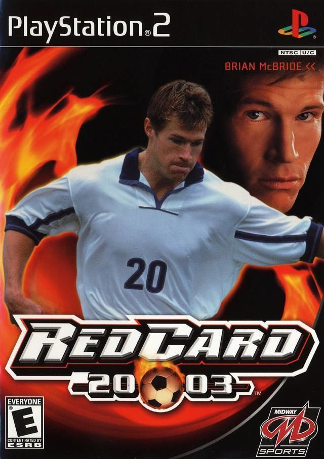 RedCard 20-03 gamingfmvideogamesImagecoversredcard2003r