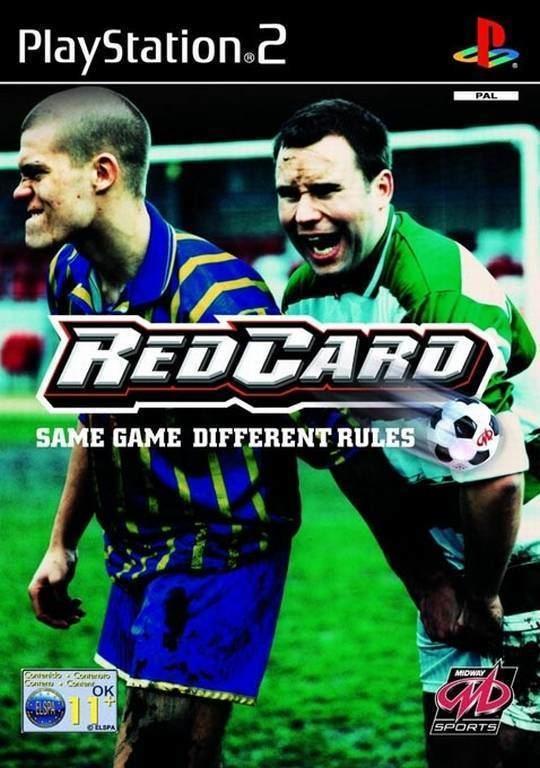 RedCard 20-03 RedCard 2003 Box Shot for PlayStation 2 GameFAQs