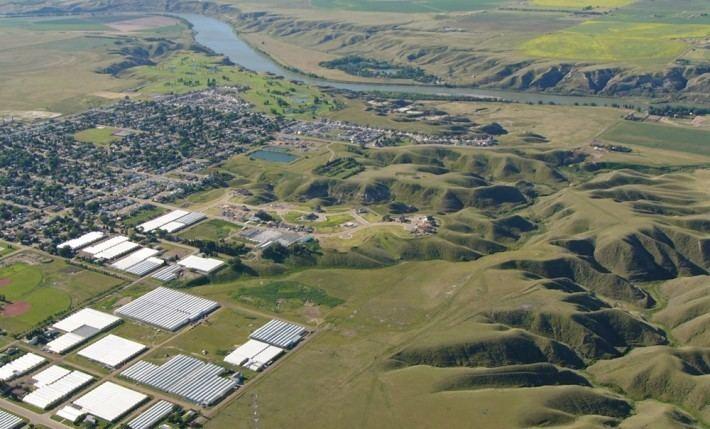 Redcliff, Alberta - Alchetron, The Free Social Encyclopedia