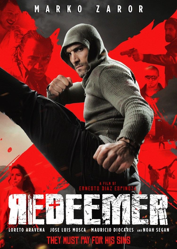 Redeemer (2014 film) REDEEMER 2014 The Review We Are Movie Geeks