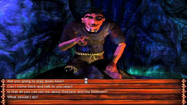 Redjack: Revenge of the Brethren Redjack Revenge of the Brethren Partial Playthrough Lizard Point