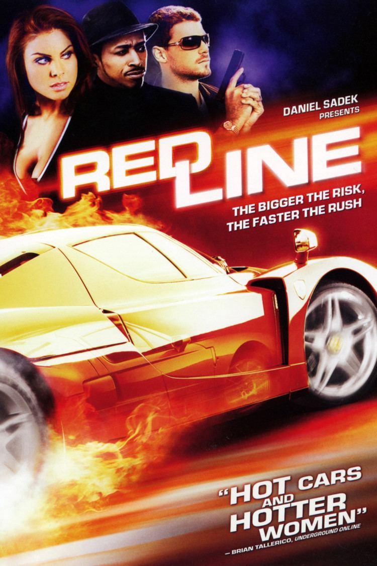 Redline (2007 film) wwwgstaticcomtvthumbdvdboxart166356p166356