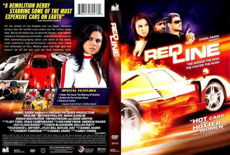 Redline (2007 film) Redline 2007 DvDrip Dhaka Movie