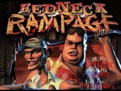 Redneck Rampage Redneck Rampage 1997 MSDOS OldSchool Gameplay Review History of