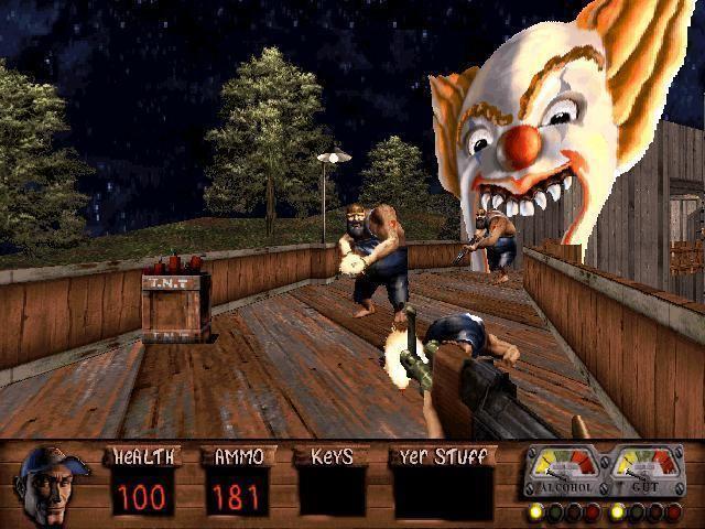 Redneck Rampage Download Redneck Rampage DOS Games Archive