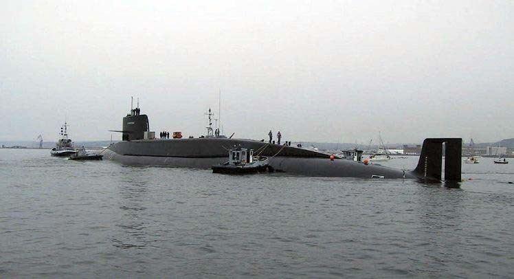 Redoutable-class submarine (1967)
