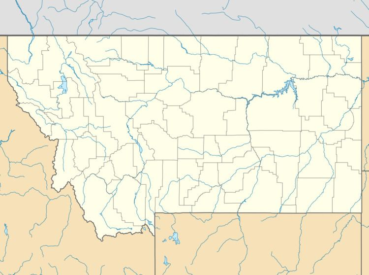 Redstone, Montana